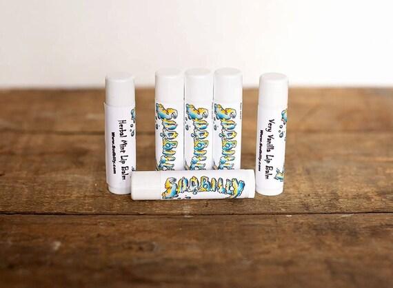 Organic Very Vanilla Lip Balm  #11157