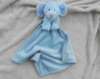 Baby Blue Security Blanket