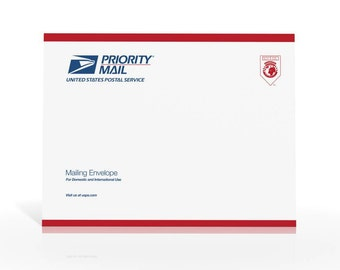 Priority Mail & Expedited Processing
