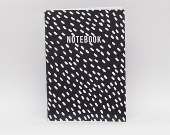 White Dots Notebook