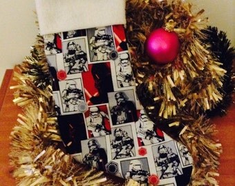 Star Wars Christmas sock