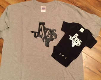 Texas Tshirt or onesie