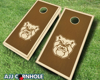 Bulldogs Cornhole Etsy