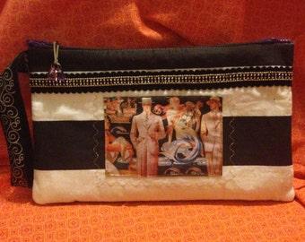 Wristlet, Zipper Bag