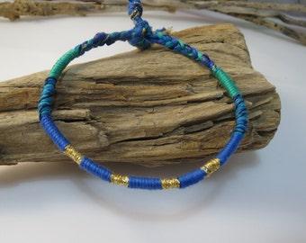 Brazilian bracelet / bracelet braided hand
