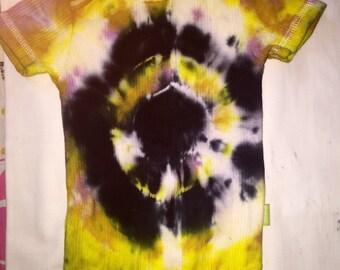 Tie Dye Baby Onesie 3-6Months