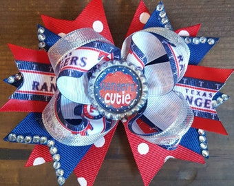 Texas Rangers Bow