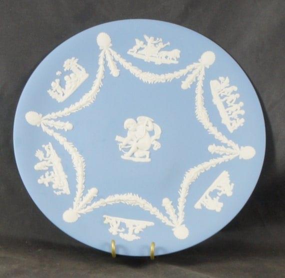Wedgwood Cupid Cake Plate