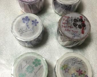 Chamil Garden Masking Tapes