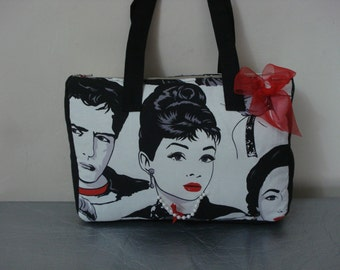 Audrey bowling bag