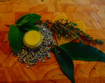 Clearing balm - chest rub for coughs and colds Organic