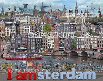 Worlds Apart - AMSTERDAM