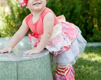 Coral Swingset Outfit