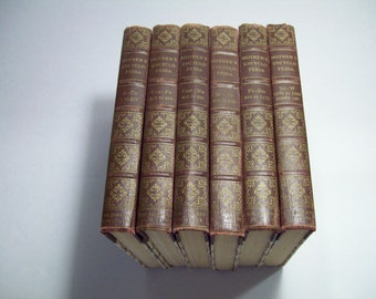 Vintage the mothers encyclopedia in six volumes parents institute - 1951