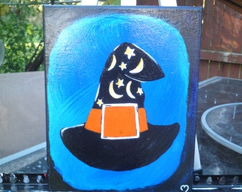 Bewitching Sorcerer's Hat