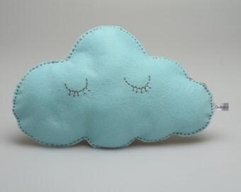 Sleeping Cloud - Decoration Felt Nursery