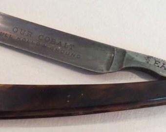 Eaton's collectible straight razor