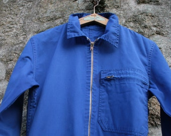 Overalls/coveralls Vintage French Blue workwear Reduced Price