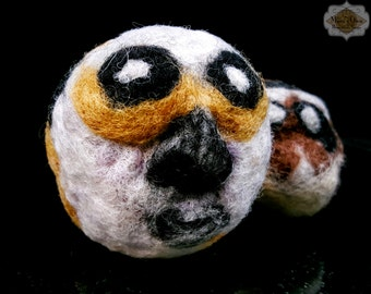 Bohemian Felted Soaps