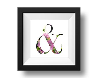 Ampersand & More...
