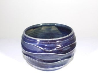 Blue Bowl - Medium