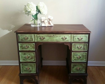 "Baroque dressing table ( "" Old violin "")"