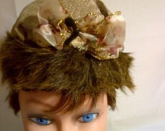 Vintage Handmade children hat