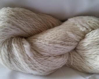Alpaca Handspun Huacaya Yarn - Spirit