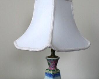 1940s Geometric Lamp