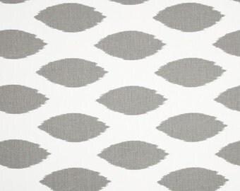 Premier Prints Cotton Duck Fabric, Grey Chipper Fabric