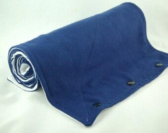 6 count Ultra Thin Unpaper towels - Navy