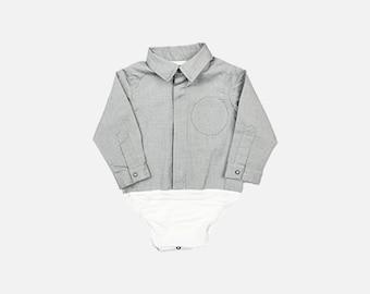 Sale! Infant Oxford | Circle Pocket