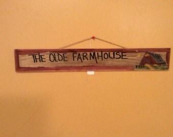The Olde Farm House