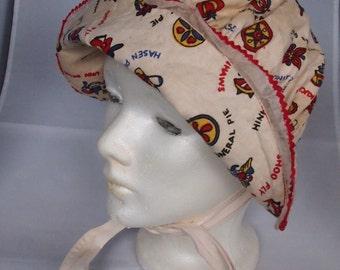 Vintage Pie bonnet