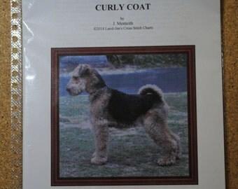 CURLY COAT - cross stitch chart