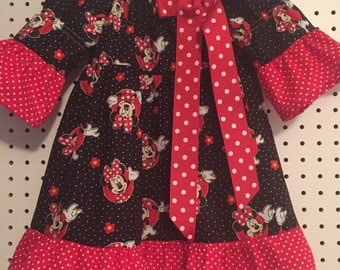 Minnie Mouse dress size 3T