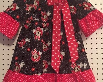 Minnie Mouse dress size 3T