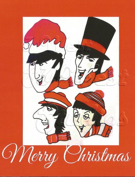Beatles greeting cards images greeting card designs beatles greeting cards beatles merchandise store beatles greetings m4hsunfo