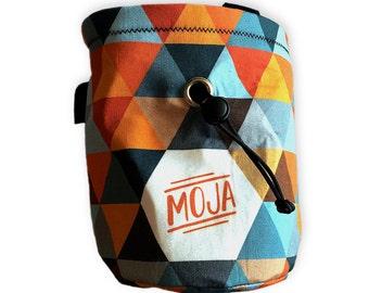 Moja Gear Classic Rock Climbing Chalk Bag