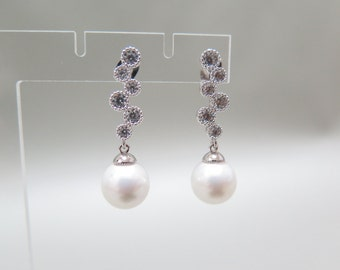 Wedding earring,Bridesmaid earrings