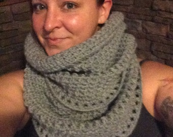 Calm Cowl Infinity Scarf