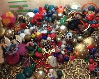 Destash lot Jewelry repair wear harvest reuse