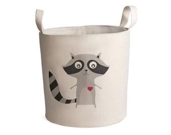 XXL storage bin 'Raccoon'