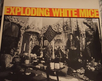 Exploding White Mice - In A Nest Of Vipers (1985)