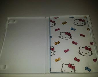 Travel Coloring Case (Hello Kitty)