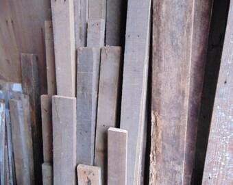 Reclaimed Lumber- Dimensional lumber