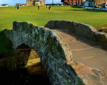 St. Andrews Scotland the home of golf.