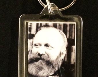 Frank Herbert Keychain