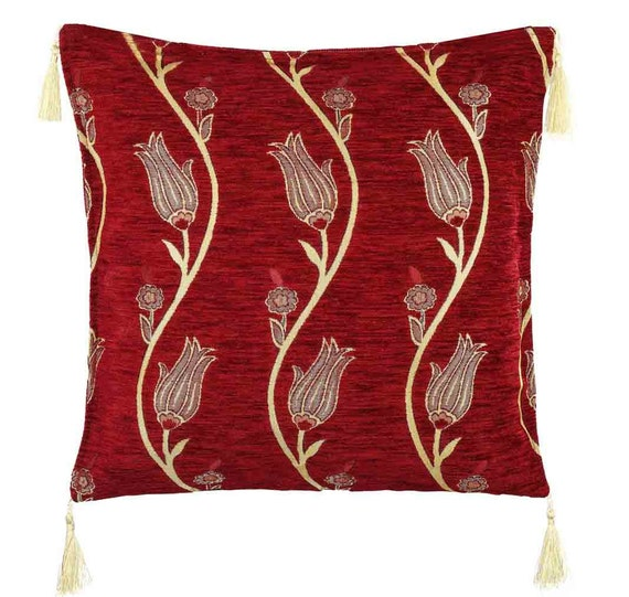Turkish Throw Pillow Covers : Turkish Kelim Pillow Cover Decorative Kilim by Antalyakilims