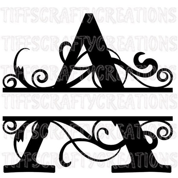 ã ã ã ã letter mu svg dxf cutting files monogram font svg cricut fonts monogram 79648